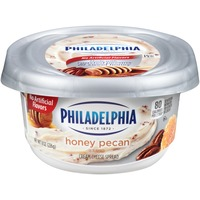 Kraft Philadelphia Honey Pecan Cream Cheese Spread