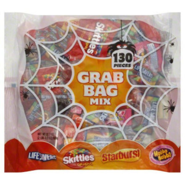 Wrigley Grab Bag Mix - 130 CT