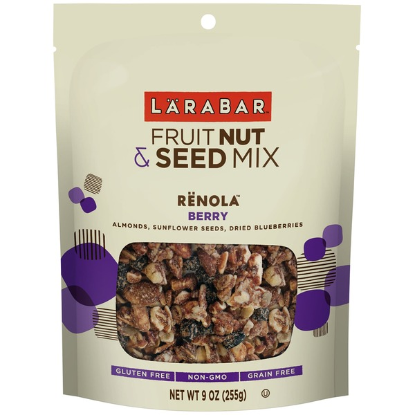 Larabar Renola Berry Fruit Nut & Seed Mix
