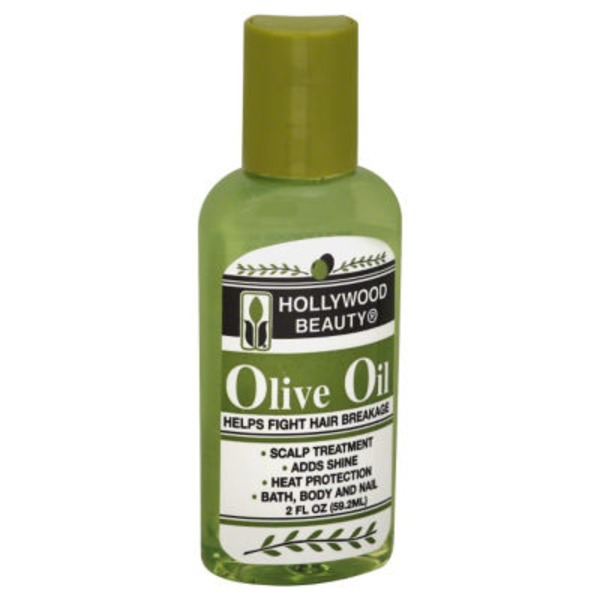 Hollywood Beauty Olive Oil Hair Treatment
