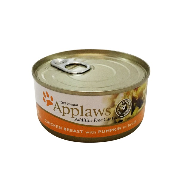 Applaws Chicken Breast With Pumpkin in Broth Cat Food