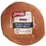Sara Lee Mesquite Smoked Turkey Breast Deli Sliced