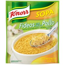 Knorr Pasta Soup Mix Chicken Noodle 3.5 oz