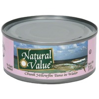 Natural Value No Salt Yellowfin