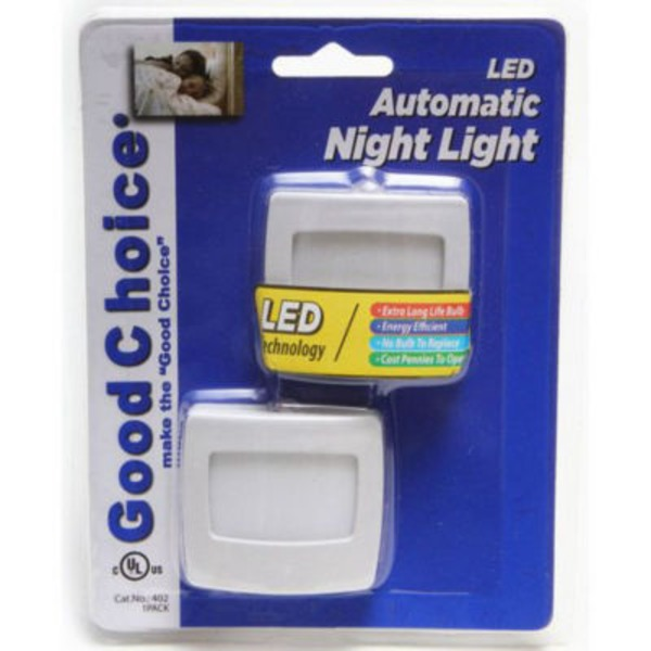 The Good Choice Automatic Led Panel Night Light