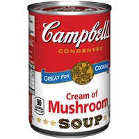 Campbell's Cream of Mushroom Condensed Soup