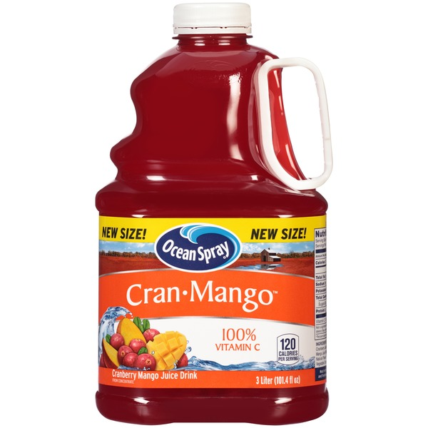 Ocean Spray Cran•Mango Juice Drink