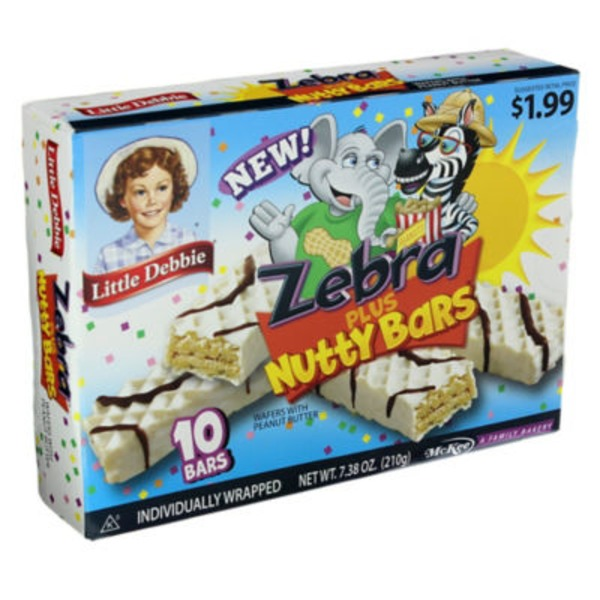 Little Debbie Cookies And Bars