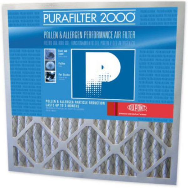Purafilter 2000 18 In. X 30 In. X 1 In. Merv 8 Blue Series Air Filter