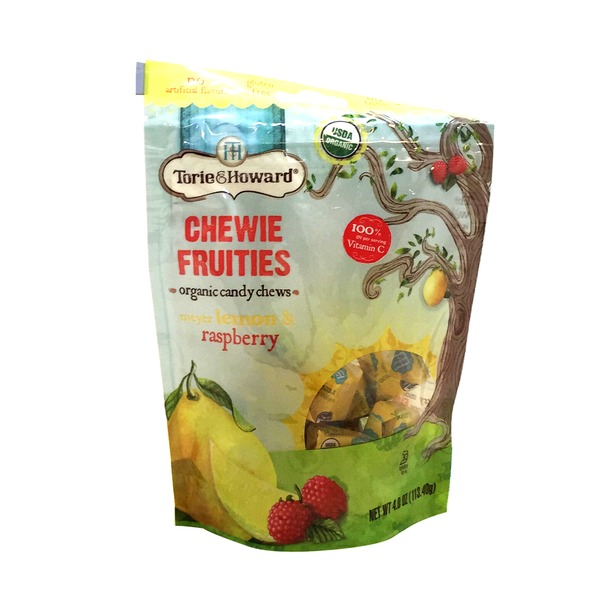 Torie & Howard Meyer Lemon & Raspberry Chewie Fruities