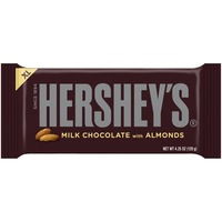 Hershey Milk Chocolate XL with Almonds Candy Bar