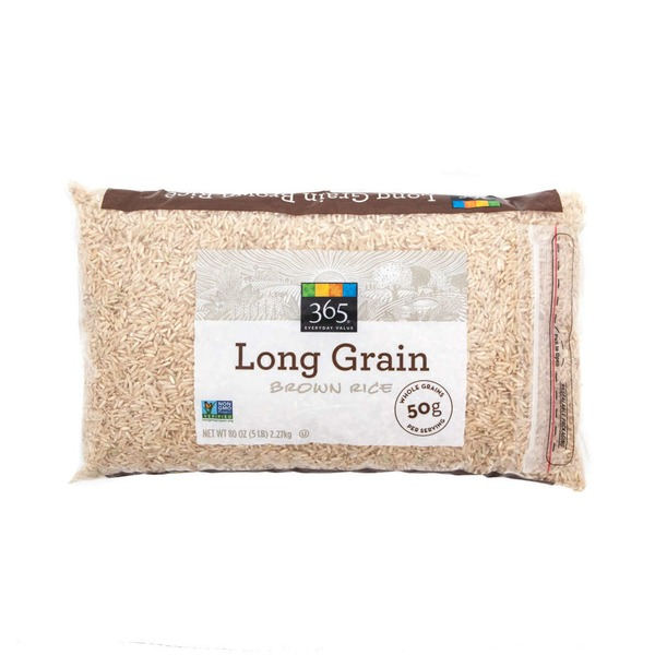 365 Long Grain Brown Rice