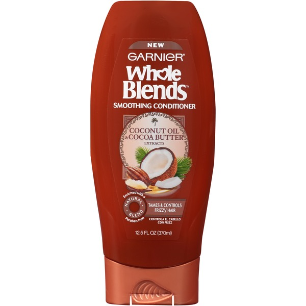 Whole Blends Frizzy, Dry, Unmanageable Hair Coconut Oil & Cocoa Butter Smoothing Conditioner
