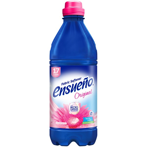 Ensueno Original Spring Fresh Fabric Softener