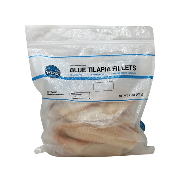 Seafood Tilapia Club Pack Farmed