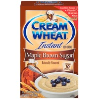 Cream of Wheat Instant Maple Brown Sugar Hot Cereal