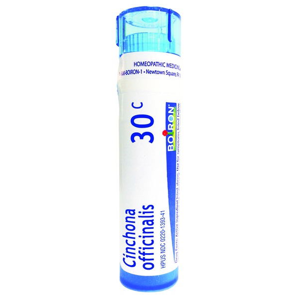 Boiron Cinchona Officinalis 30 C - 80 CT