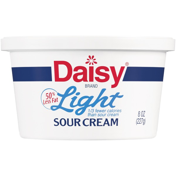 Daisy Light Sour Cream