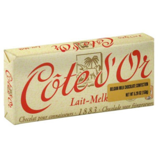 Cote d'Or Belgian Milk Chocolate Confection