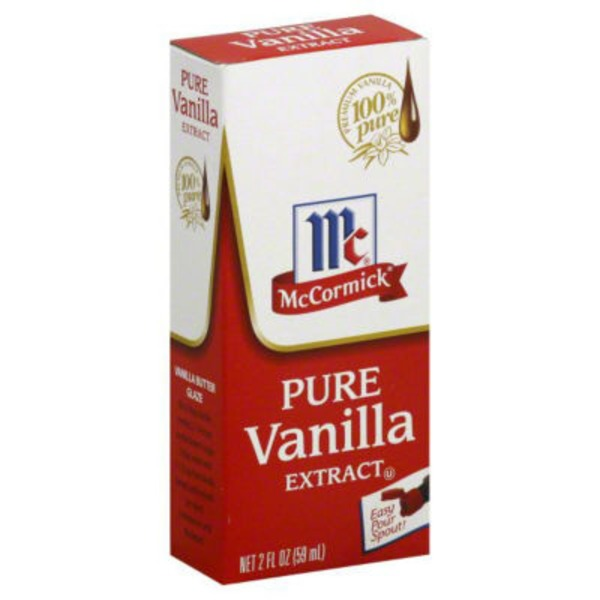 McCormick All Natural Pure Vanilla Extract