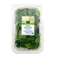 365 Organic Baby Spinach