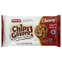 H-E-B Chewy Chocolate Chip Cookies