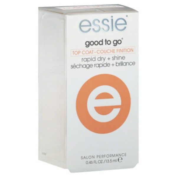 Good To Go® Rapid Dry + Shine Top Coat