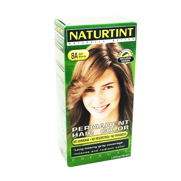 Naturtint Permanent Hair Colorant - 8A Blond