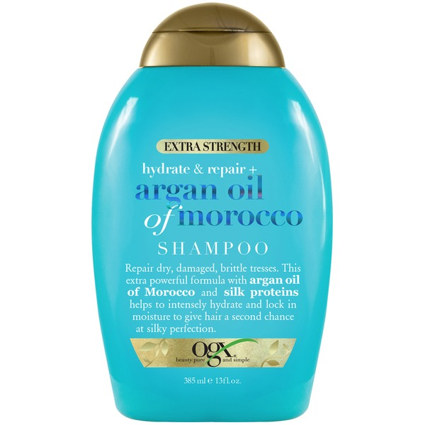 Ogx Hydrate & Repair + Argan Oil of Morocco Shampoo