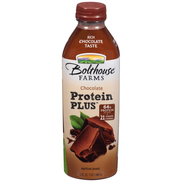 Bolthouse Farms Protein Plus Chocolate Protein Shake