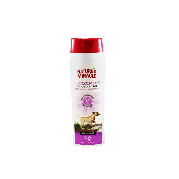 Nature's Miracle Outdoor Dog Shampoo