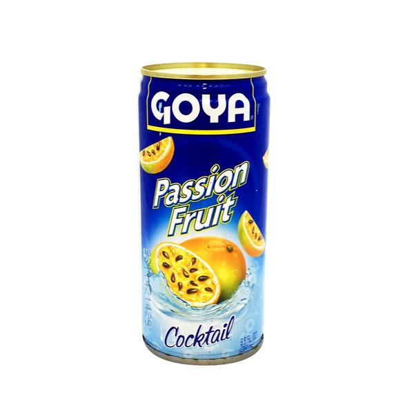 Goya Juice, Cocktail, Passion Fruit, Can