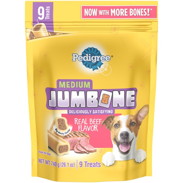 Pedigree Jumbone Small/Medium Dog Care & Treats