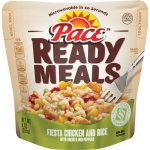 Pace Ready Meals Fiesta Chicken and Rice with Green & Red Peppers, 9 oz.