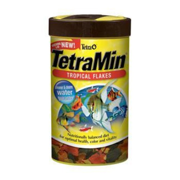 Tetra TetraMin Large Tropical Flakes