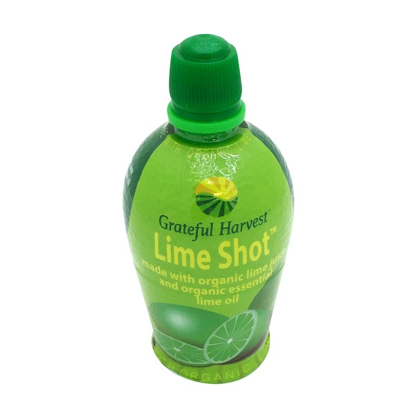 Grateful Harvest Lime Shot