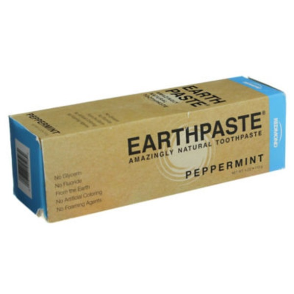 Redmond Real Earth Paste Amazingly Natural Toothpaste Peppermint