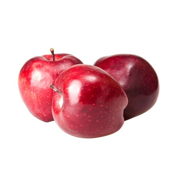 Georgia Red Delicious Apples