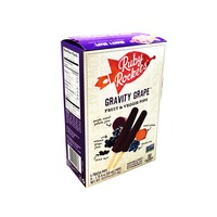 Ruby's Rockets Gravity Grape, Veggie & Fruit Pops