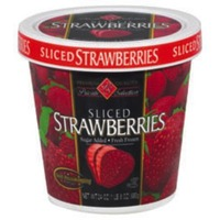Kroger Private Selection Sliced Frozen Strawberry In Sugar