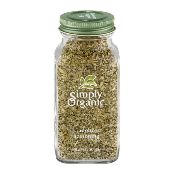 Simply Organic Seasoning Adobo Seasoning