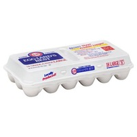 Eggland's Best Large USDA Grade A White Eggs with Omega 3