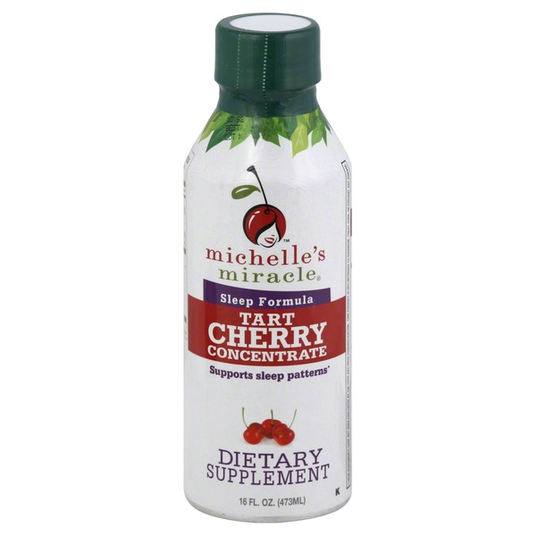 Michelle's Miracle Tart Cherry Concentrate Sleep Formula