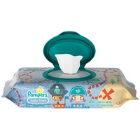 Pampers Baby Fresh Pampers Baby Wipes Baby Fresh 1X 64 count  Baby Wipes