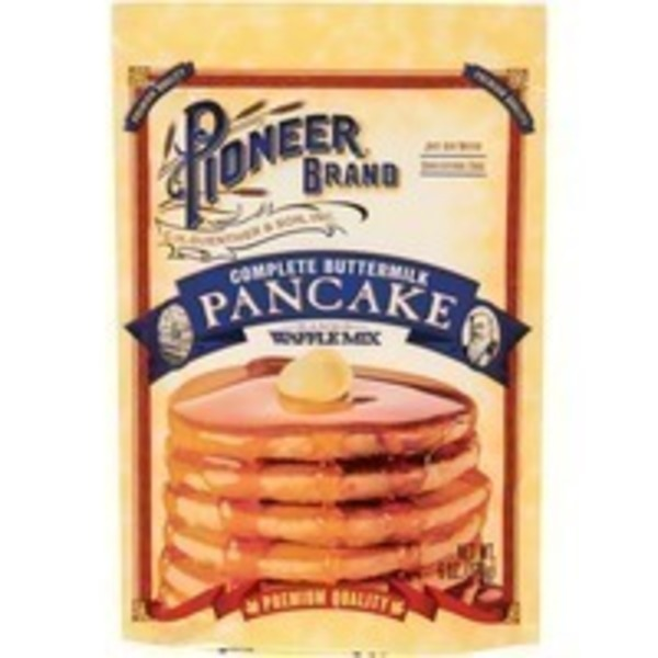 Pioneer Complete Buttermilk Pancake and Waffle Mix