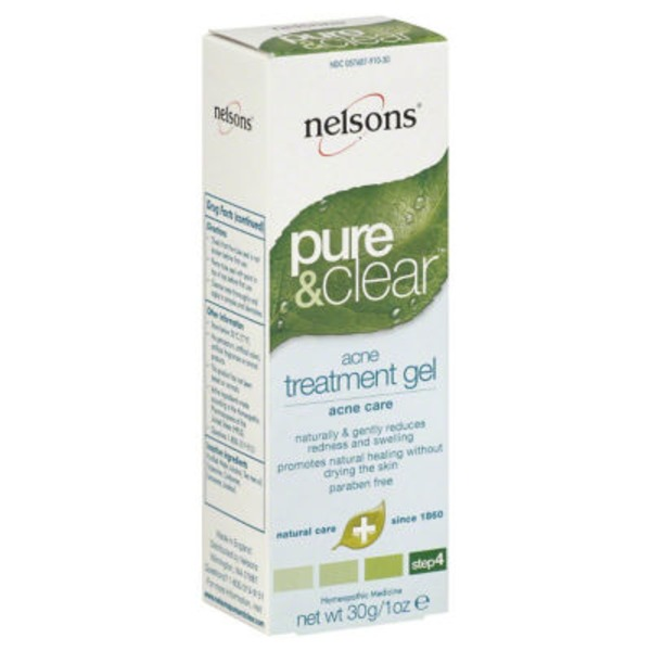 Nelsons Acne Treatment Gel, Step 4