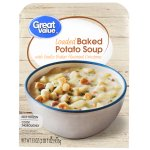 Great Value Frozen Loaded Baked Potato Soup, 33 oz
