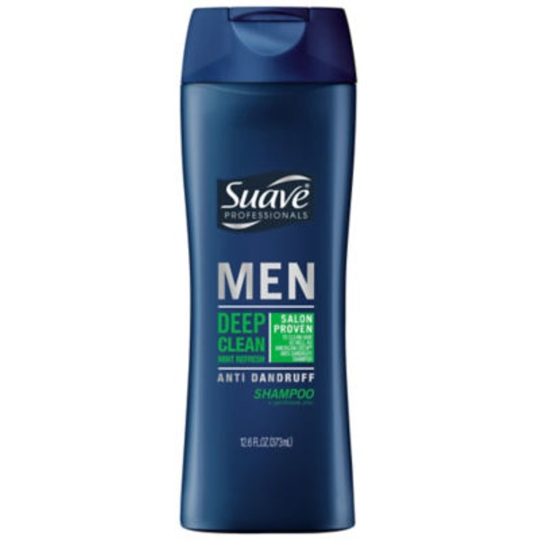 Suave Anti Dandruff Deep Clean Mint Refresh Shampoo