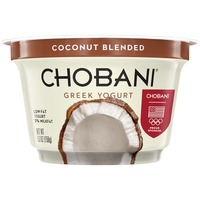 Chobani Coconut Blended Low-Fat Greek Yogurt