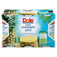 Dole 100% Juice Pineapple Juice